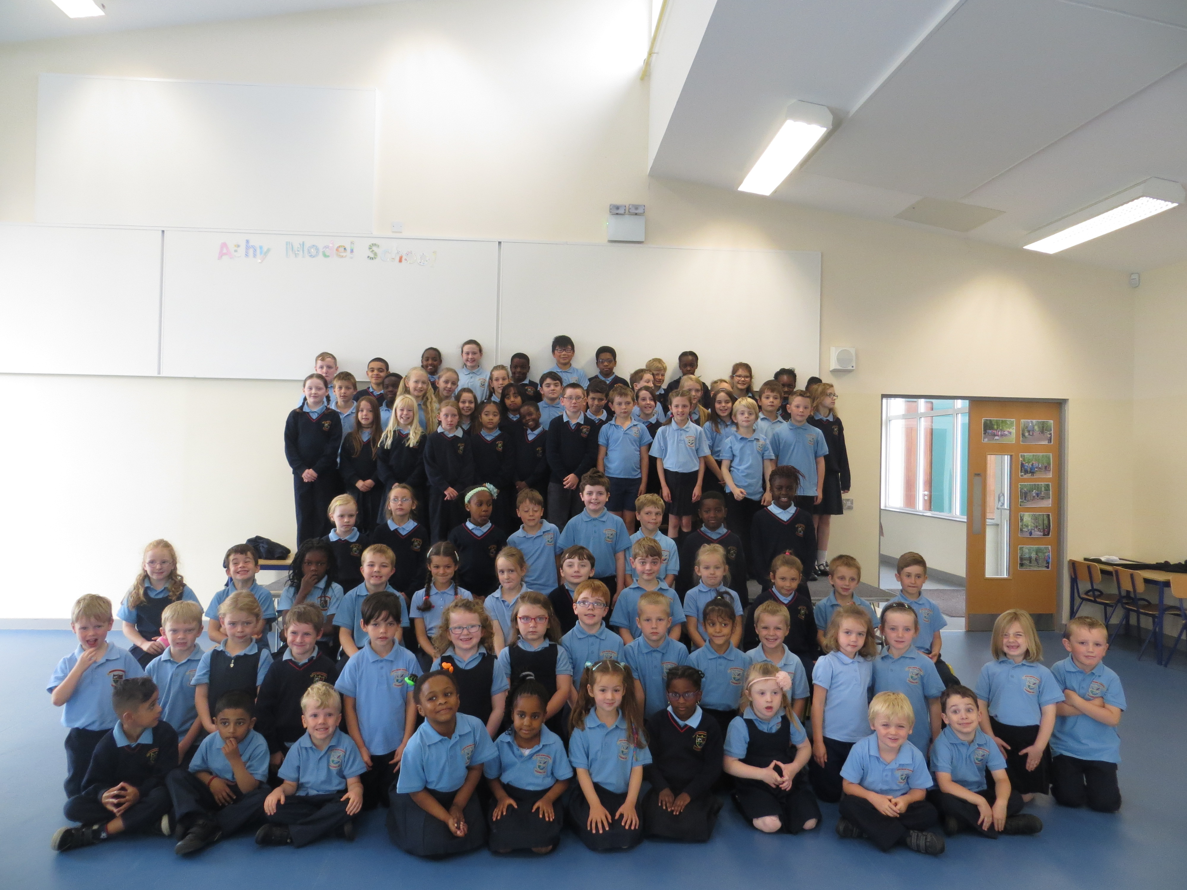 Whole school September 2016